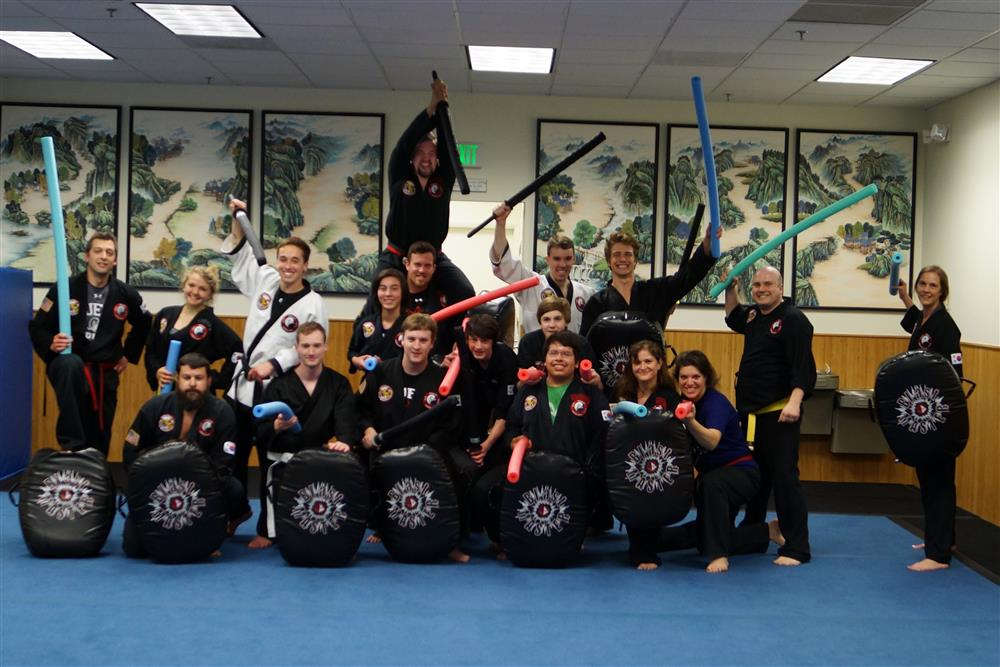 Quest Hapkido Sparta Six Pack