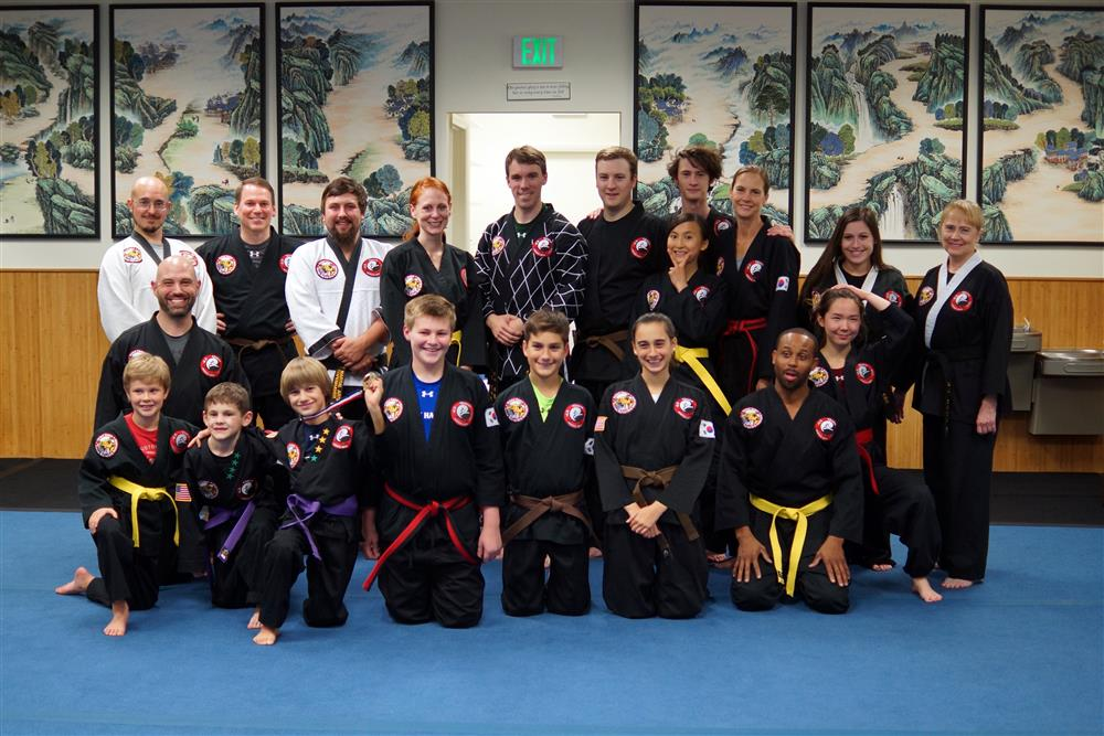 Belt Testing & Promotions October 2017