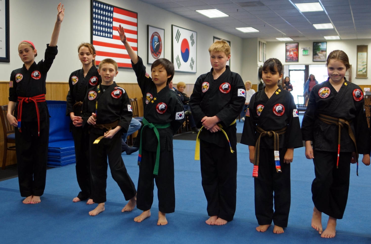 Quest Martial Arts Frequently Asked Questions