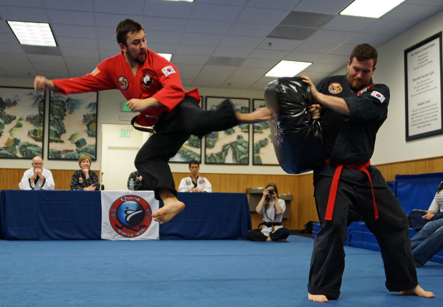 Quest Martial Arts Elite Skills Program