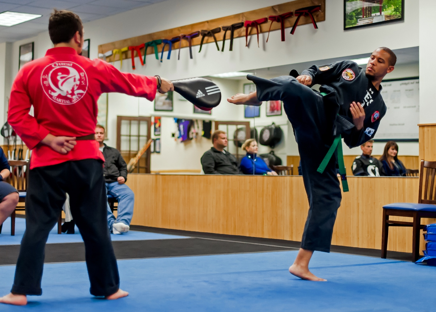 Quest Martial Arts Adult Program